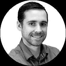 Jeff Schnabel, V.P. of Global Marketing