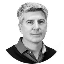 Steve Mathis, V.P. of Sales