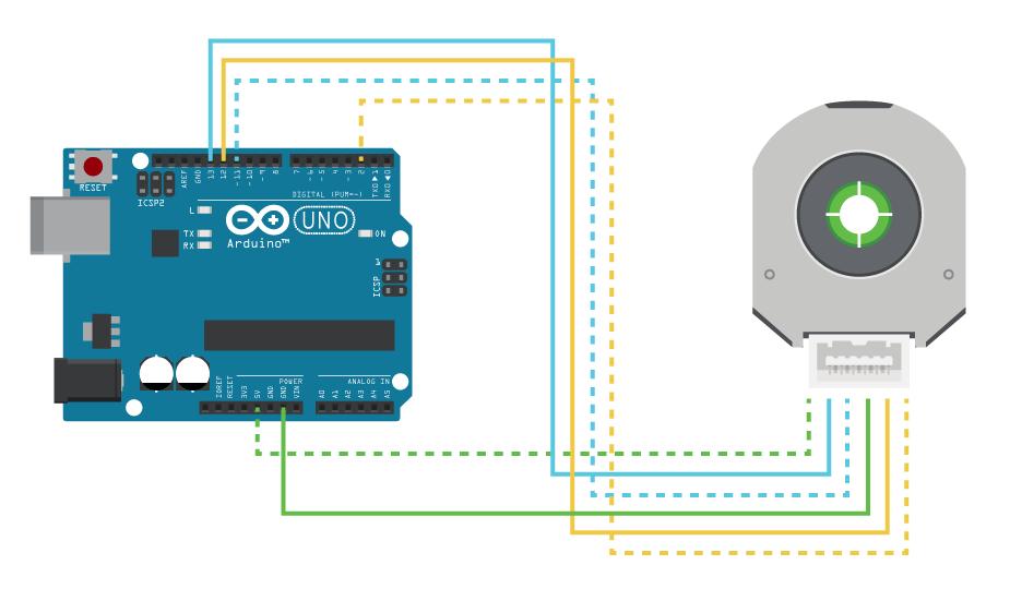 AMT22 Arduino Uno figure 2