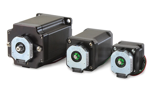 Stepper Motor and Encoder Combo Offers All-in-One Motion Control Solution