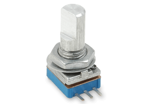 Compact 9 mm Mechanical Encoder Now Available