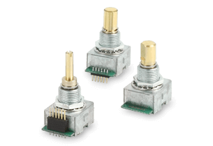 2-bit Quadrature Encoder Series Now Offers IP65 Protection