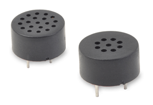 CUI Devices Adds Line of Enclosed PCB Mount Speakers