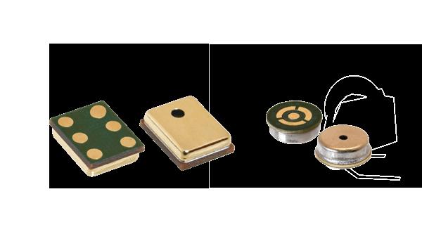 CUI Devicesのオーディオ製品グループにデジタルおよびアナログMEMSマイクロフォンが加わりました