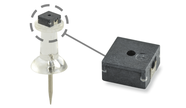 Micro Buzzer Product Line Expands to Include Industry's Smallest Package