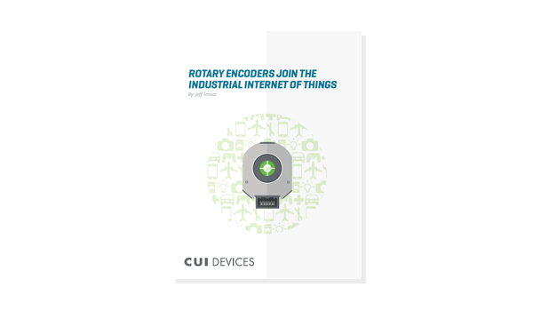 Rotary Encoders Join the Industrial Internet of Things