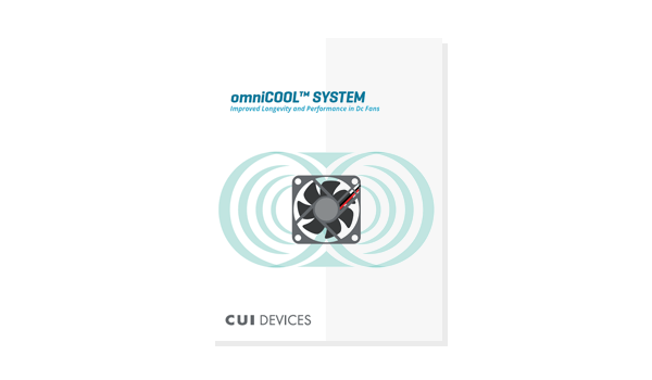 omniCOOL™ System - Improved Longevity and Performance in Dc Fans