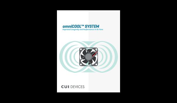 omniCOOL™システム - DCファンの向上した寿命と性能