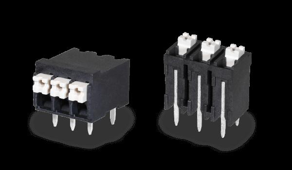 高温操作に最適な、新しいネジなし端子ブロック