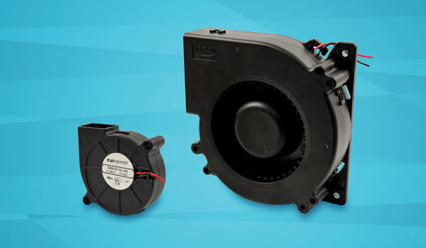 Dc Centrifugal Blowers Ideal for High Back Pressure Applications