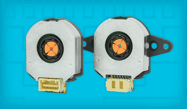 Compact, Low Power Absolute Encoders Offer 12-bit or 14-bit Resolutions