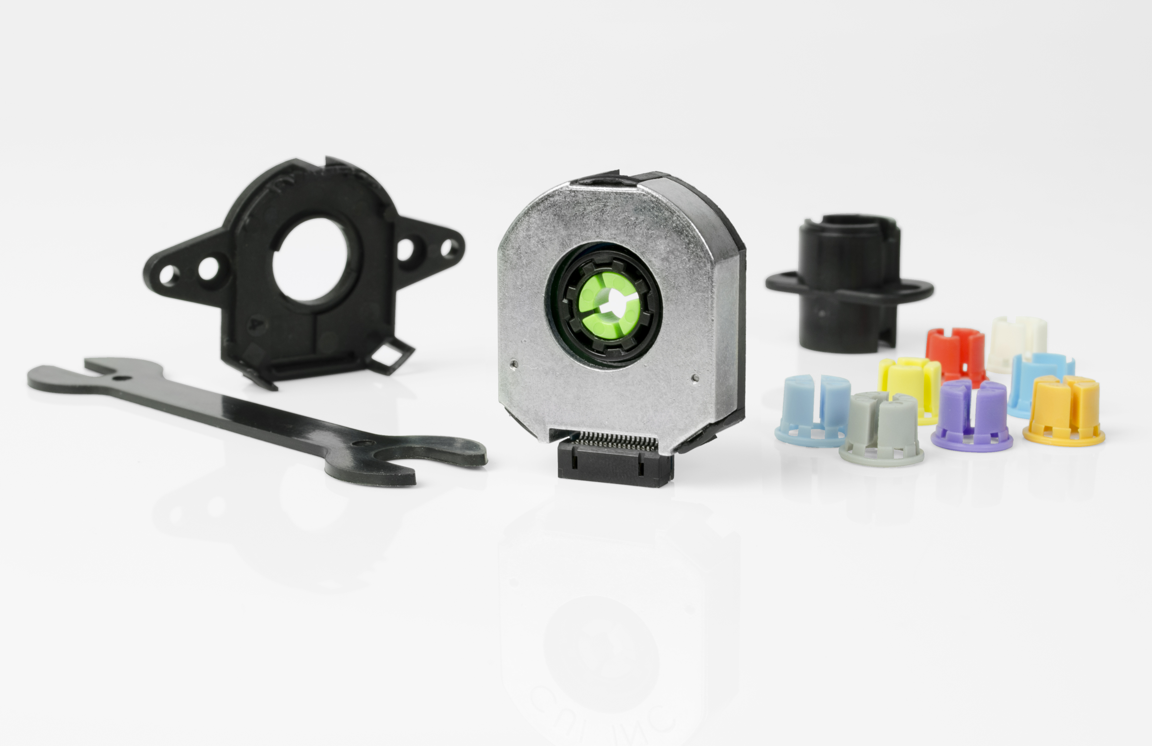 Rugged and Accurate Commutation Encoder Drastically Reduces Assembly Time on BLDC Motors