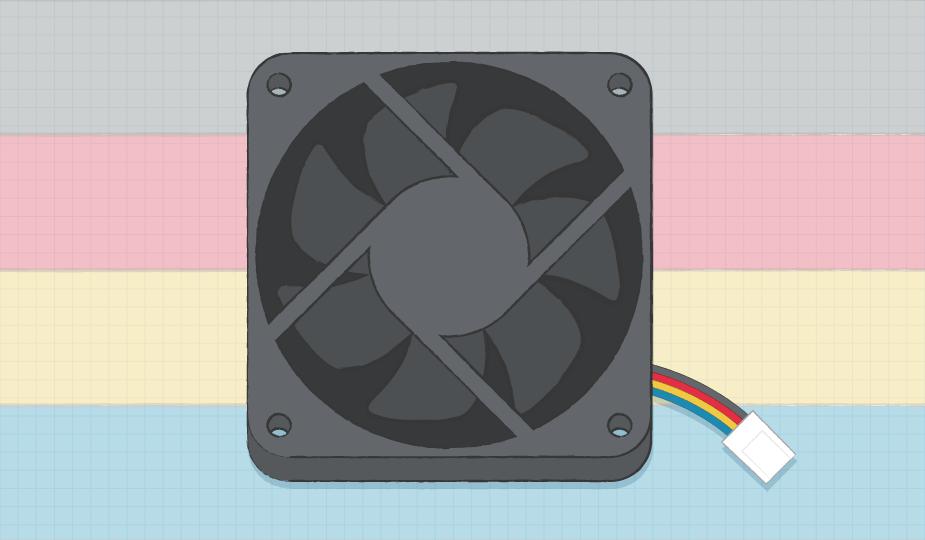 冷却ファン:モニタリング、コントロール、および保護強化システムのパフォーマンス