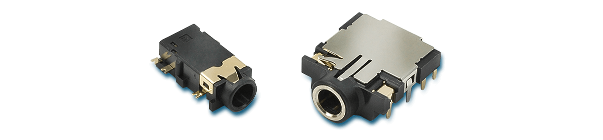 Low Profile, Audio Jack Connectors