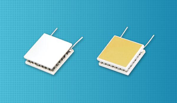 新しいマイクロペルチェモジュールが、わずか3.4 mmのコンパクトなフットプリントを提供
