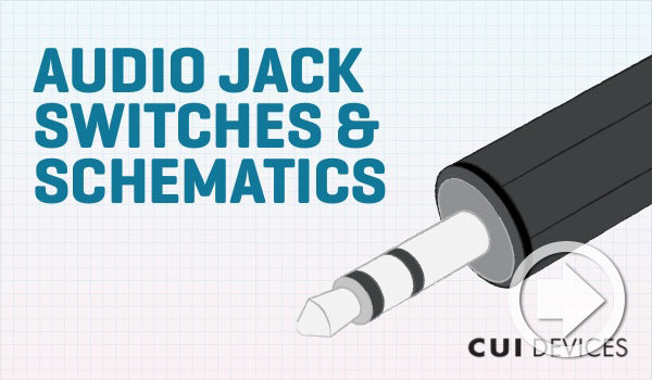 Understanding Audio Jack Switches and Schematics