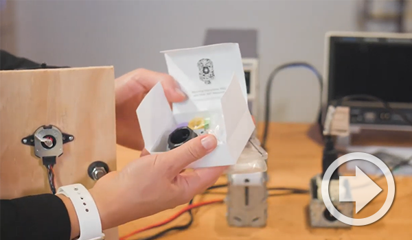 Design World Editors Unbox CUI Devices' AMT Encoder Kits