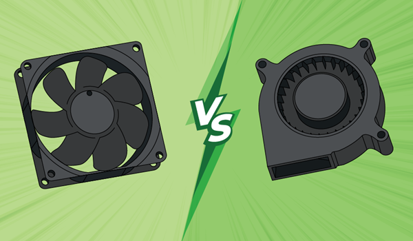 Axial Fans vs. Centrifugal Fans – What's the Difference?