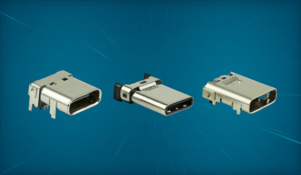 USB Type C Connectors from CUI Devices Meet 3.1 Gen 2, 10 Gbps Standard